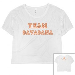Team Savasana!