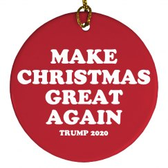 Great Again Trump Xmas
