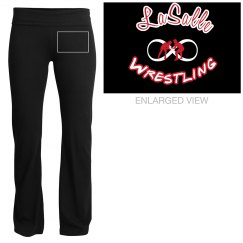 LS Wrestling Yoga Pants