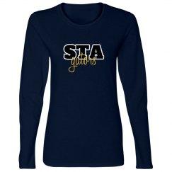 STA gators center chest