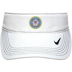 coast guard visor