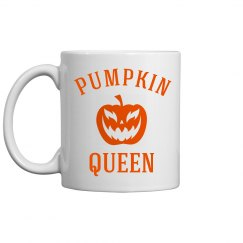 The Pumpkin Queen Orange