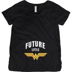 Future Little Wonder Woman Maternity