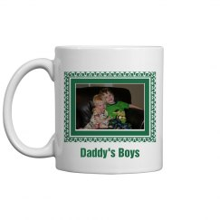 Daddy's Boys Framed