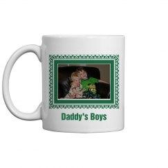 Daddy's Boys Framed