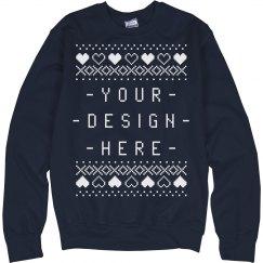 Custom Christmas Sweater Design