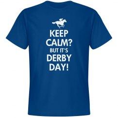 Keep Calm Kentucky Derby