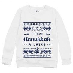 Kids Love Hanukkah Latke