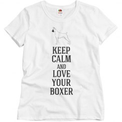 Love your boxer