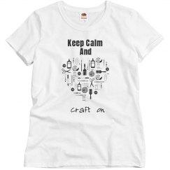 Keep Calm and craft