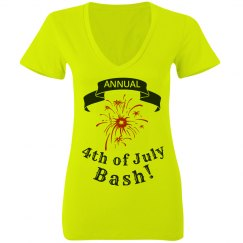 Neon 4th Of July Bash