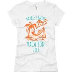 Family Vacation Tee