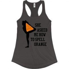 How To Spell Orange