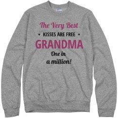 The very best grandma