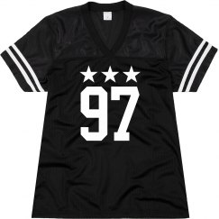 Sports number Jersey 97