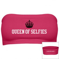QUEEN OF SELFIES BANDEAU