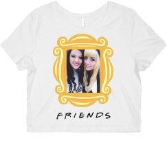 Friends Custom Photo