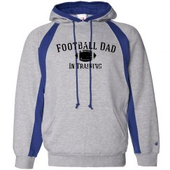 Football Dad in Training