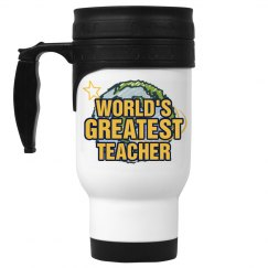 World's Greatest Teacher