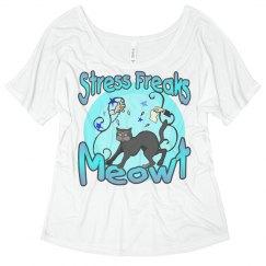 Stress Freaks Meowt