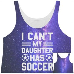 All Over Print Daughter Has Soccer