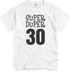 Super Duper 30