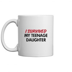 Teenage daughter
