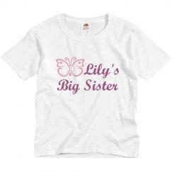 Lily's Big Sister