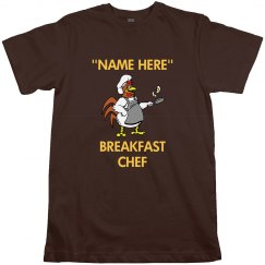 Breakfast chef