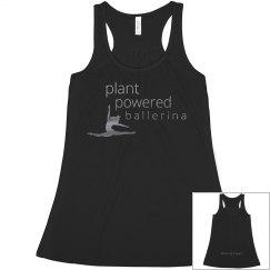 plant powered ballerina