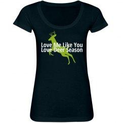 Love me like deer season