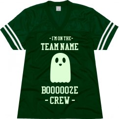 Ghostly Glow In The Dark Booze Crew