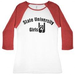 State Girls rock