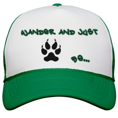 Wander and just be...