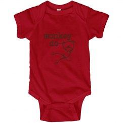 Monkey Do Hanging