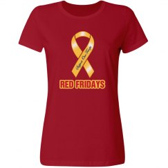 Military Red Fridays