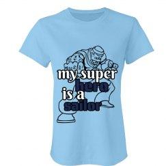 Super Hero-Sailor