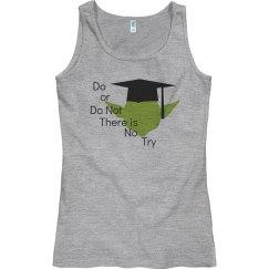 Graduation Yoda