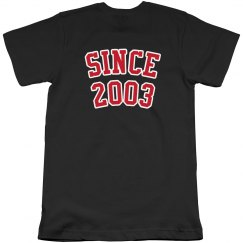 Since 2003