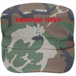 RANDOM HERO CAP