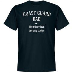 Coast guard dad cool