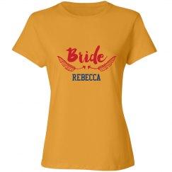 Cool Bride Tshirt