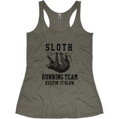 Sloth Running Team