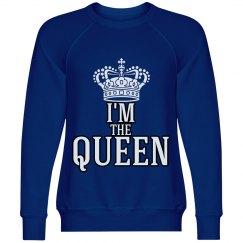 I AM QUEEN/BLUE