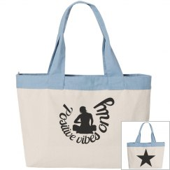 Positive Vibes Tote