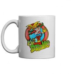 Mr Doodle Coffee Mug