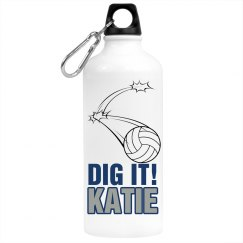 Dig It Name Bottle