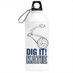 Dig It Name Bottle