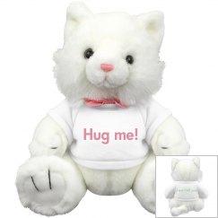 Hug me kitten