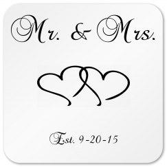 Mr. & Mrs. Coaster